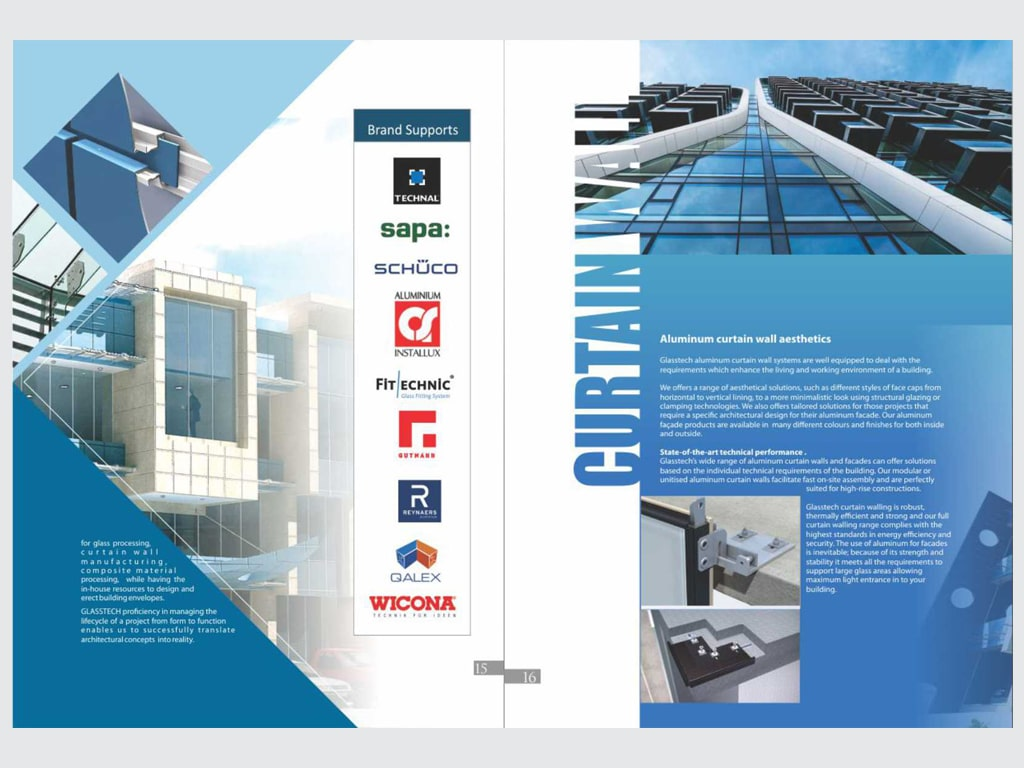 Best Brochure Design in Qatar Company Profile Designers Qatar