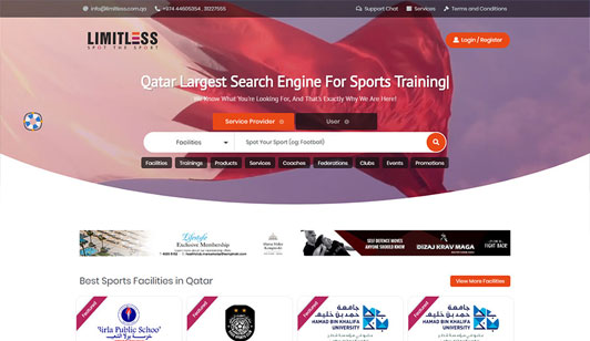 Web Design in Qatar