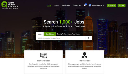 Website Designers in Qatar