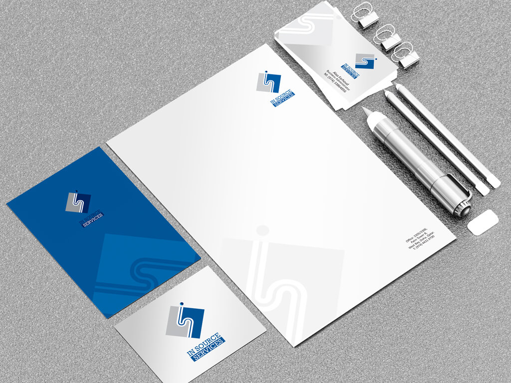 Business Card Design Qatar
