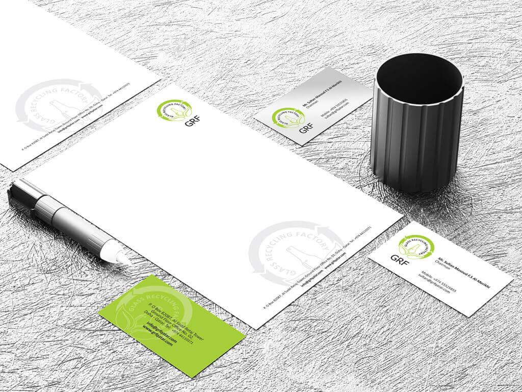 Corporate Identity Designers Qatar