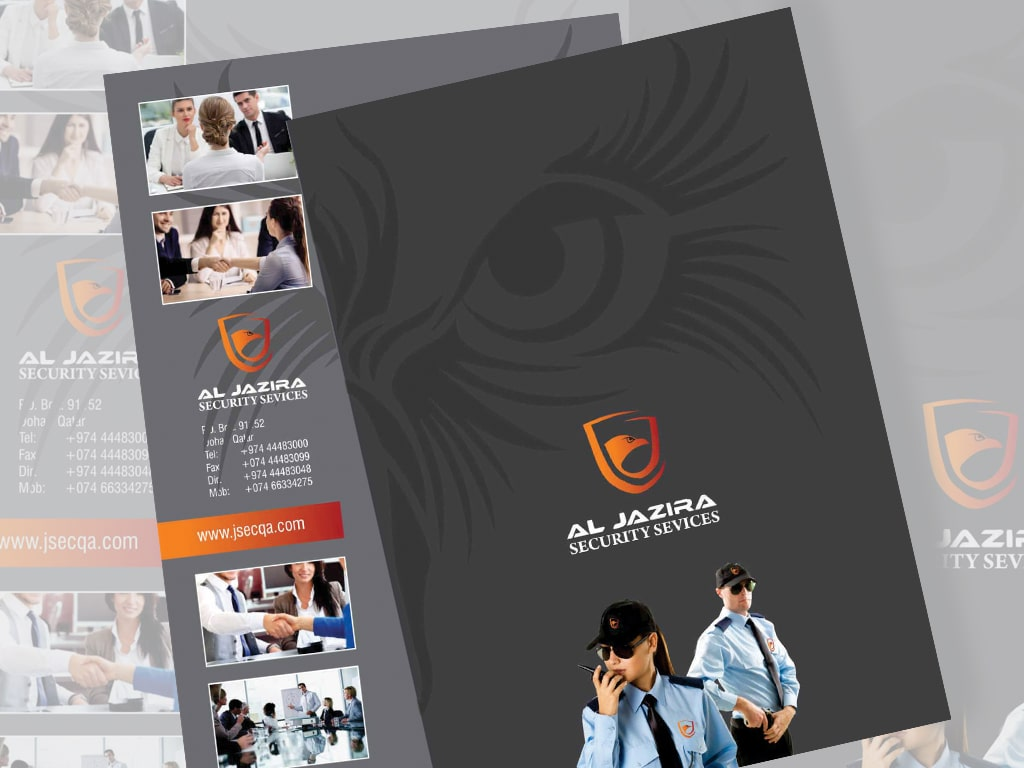 Brochure Designers Doha