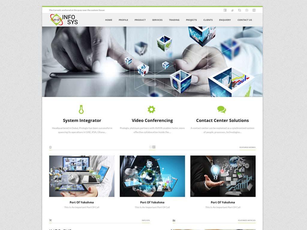 Website Designing Company Doha