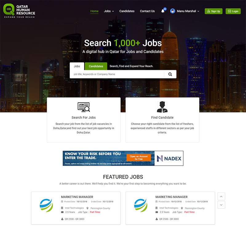 Jobs in Doha